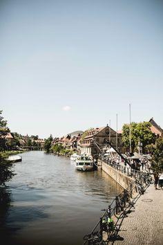 Ein Urlaub in Bamberg im Sommer kann so schön sein. Komm mit auf eine Tour durch die Bamberg.