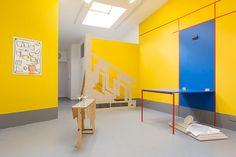 Lauren Godfrey: Entrée, Stage Left @ Kingsgate Workshops, London