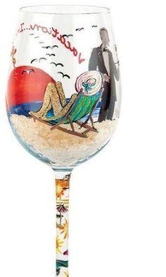 ddb6310c5360 Hula Island - All Shop Categories · Decorated Wine GlassesHand ...