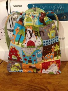 Do-It-Yourself Danielle: Toddler Backpack
