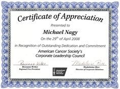 my goodies Nice Editable Certificate of Appreciation Template Example with ...