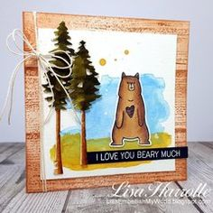 Penny Black Tall Trees Creative Dies Penny Black Stamps, Christmas Tree Cards, Send A Card, L Love You, Card Maker, Happy Valentines Day, Embellishments, The Incredibles, Trees