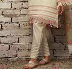 Best 12 Perfect trousers for summers. available in every color in lawn. Plazzo Pants, Salwar Pants, Trouser Pants, Peplum Pants, Salwar Designs, Kurti Neck Designs, Blouse Designs, Pakistani Dresses Casual, Pakistani Dress Design