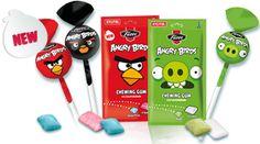 Herkkujen kaloreita: Angry Birds tuotteet