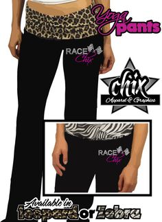 Race Chix YOGA Pants!! All women's racing apparel in ONE spot! LOVE it!! Chixgearstore.com Race 3, Race Cars, Race Car Room, Demolition Derby, Races Outfit, Dirt Track Racing, Country Girls, Ford, Cute Outfits