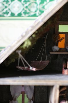 #doll_house #wooden_house #waldorf_house