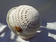 crochet girl hat  baby  hat  knitted  girl hat by SusieAccessories, $17.00