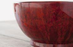 Alexander Lamont Burmese Lacquer bowl