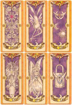 Clow Cards via CardCaptor Sakura created by artist group CLAMP Otaku, Manga Art, Manga Anime, Clow Reed, Sakura Card Captors, Tomoyo Sakura, Xxxholic, Nerd, Clear Card