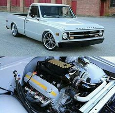 old pickup trucks 67 72 Chevy Truck, Classic Chevy Trucks, Chevy C10, Chevy Pickups, Chevrolet Trucks, Classic Cars, Lowered Trucks, C10 Trucks, Old Pickup Trucks