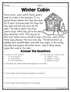 daily reading comprehension grade 1 home schooling pinterest daily readings reading. Black Bedroom Furniture Sets. Home Design Ideas