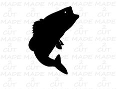 Excited to share this item from my shop: Fish Svg - Bass Svg Design - Bass Digital Design - Fish - Bass Svg Fish Silhouette, Silhouette Studio, Batman Silhouette, Silhouette Cameo, Bunny Face, Bass Fishing, Vinyl Decals, Digital, Etsy Shop