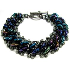 Great idea for glas rings. Inclined to Shine - Blue Buddha Boutique