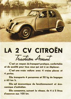 citroen 1949