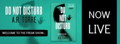 RELEASE DAY LAUNCH: REVIEW AND GIVEAWAY: Do Not Disturb by A.R. Torre ~ 4.5 Poison Apples ~ https://fairestofall.wordpress.com/2015/04/21/release-day-launch-review-and-giveaway-do-not-disturb-by-a-r-torre/