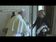 New UK Ambassador to the Holy See presents her credentials to the pope - ROME REPORTS