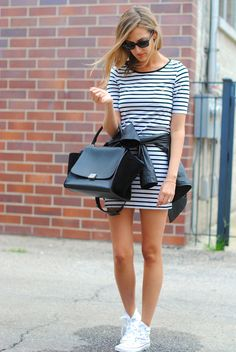 Downtown Dress (See Jane Wear) via See Jane / @Anna Jane Wisniewski