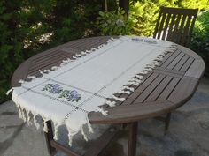 Hey, I found this really awesome Etsy listing at https://www.etsy.com/listing/239752822/free-shipping-53-x-175-table-runner