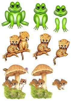 cuteties Frogs  little leopardbaby  - Jeanette - Picasa Web Albums