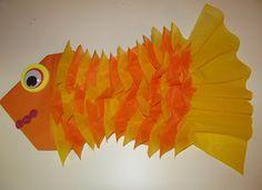 Goldie Goldfish...