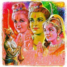 Jai Shree Ram! Happy RamNavami!  Maryada Purushottam Ram because he is the epitome of righteousness! Jai Shree Ram!