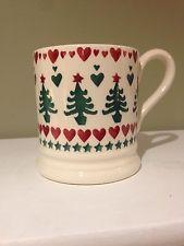 Emma Bridgewater Sample Christmas Mug