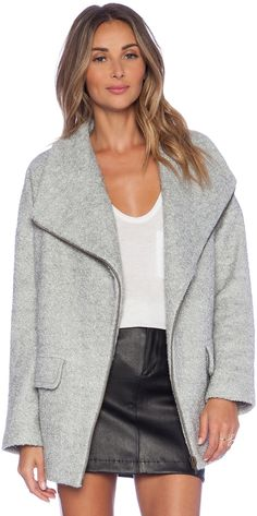 Canada Goose chateau parka outlet fake - Longline Coat with Faux Fur Overlay | Overlays, Faux Fur and Fur