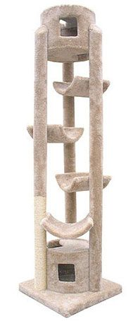 Diy Cat Tower - 16 cool diy cat trees cat furniture pin on diy catsdiybed home decor 15 diy cat trees condos shelves and scratching posts pin on diy cat tree diy furniture diy cat tree condo diy furni Cat Tree Condo, Cat Condo, Wooden Cat Tree, Diy Cat Tower, Huge Cat, Cat Activity, Cat Perch, Cat Towers, Cat Room