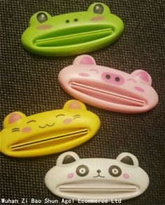 Free shipping 1pcs Cute Animal multifunction squeezer / toothpaste squeezer Home Commodity-in Bathroom Accessories Sets from Home & Garden on Aliexpress.com | Alibaba Group