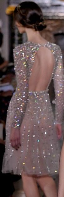 Love the sequins!