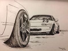 Mazda miata, mx5