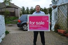 Our new for sale boards. Get yours via www.myownestateagent.com