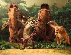 Image detail for -ice age 3 300x231 Ice Age 3: Dawn Of The Dinosaurs Movie Review