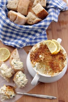 Savory Crab Dip - Decor Fix