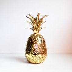 brass pineapple - Google Search