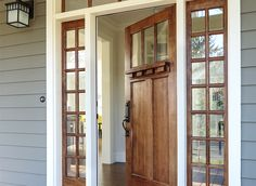 Wooden Panel doors are best known for their attractive look and designs. The abundance of timber and its affordability is the reason why they are the best choice of both the manufacturers as well as the customers. The elegance and beauty depicted by panel doors make them superior to other doors.