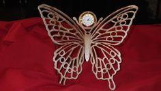 Reloj mariposa
