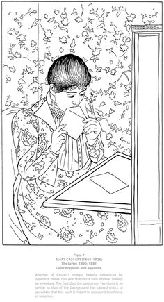 Welcome to Dover Publications Dover Masterworks: Color Your Own ...
