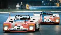 1972 Ferrari 312 PB Brian & Ronnie