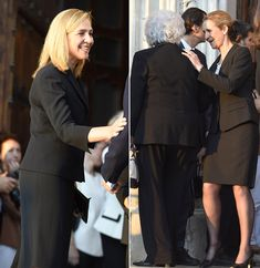 hola:  Orthodox Funderal for Prince Kardam of Bulgaria, June 8, 2015-Sisters Infanta Cristina and Infanta Elena