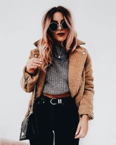 #winterfashion // winter fashion outfit idea // winter style // cold weather style // sweater weather