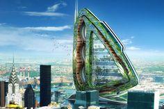 De steden van de toekomst