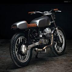 Moto GUZZI V50 MONZA BY REVIVAL CYCLES