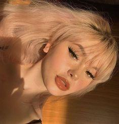 Cute Makeup Looks, Pretty Makeup, Edgy Makeup, Hair Makeup, Soft Grunge Makeup, Soft Grunge Hair, 90s Grunge Hair, Soft Makeup, Grunge Girl