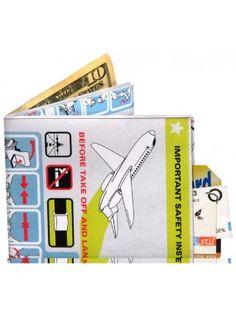 Wallet In Flight de Carteras en el bazar en Línea - Sacional