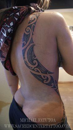 Image detail for -samoan tattoos. Samoan Tattoo by - Do It!