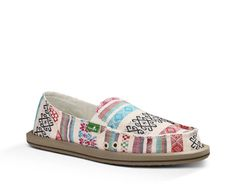 BEST shoes ever!  #Sanuk | Donna - Sidewalk Surfer for Women | Shop www.sanuk.com