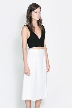 Bust Out Those Crop Tops For One Last Summer Hurrah! #refinery29