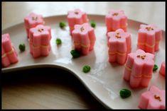 ひな祭りにもお弁当にも♪1分で出来る!桜のチーズはんぺん | ビジュアル系フード