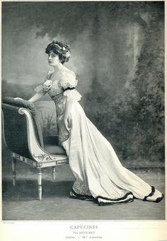Vintage Photography: Geneviève Lantelme (1882-1911)